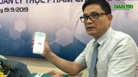 """Ông Nguyễn Thanh Phong, Cục trưởng Cục An toàn thực phẩm bức xúc với tình trạng quảng cáo """"nổ"""" công dụng thực phẩm chức năng trên Facebook."""