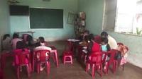 Lớp học miễn phí của cô giáo Mlê