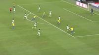 Neymar chấn thương, Brazil bị Nigeria cầm hòa đáng tiếc