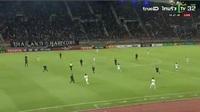 Thái Lan 1-1 UAE: Mabkhout gỡ hòa ở phút bù giờ