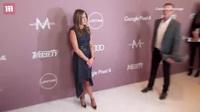 Jennifer Aniston xuất hiện trên thảm đỏ sự kiện