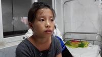 Em Lý Thị Hoa chia sẻ về việc phải nghỉ học giữa chừng do mẹ bị bệnh ua não
