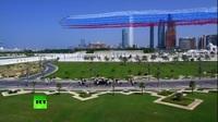 Màn chào đón hoành tráng chưa từng có của UAE với ông Putin