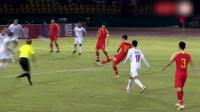 Đội tuyển Trung Quốc hòa thất vọng trên sân của Philippines