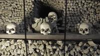 """Khám phá """"nhà thờ bằng xương người"""""""