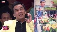 """MC Quyền Linh kể chuyện """"cưa đổ"""" vợ"""