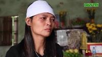 Tâm sự đẫm nước mắt của vợ người hiến tạng