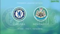 So sánh phong độ cầu thủ Chelsea vs Newcaslte