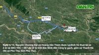 """Đường đi """"zích zắc"""" của 10 thùng dầu thải gây nên """"cuộc khủng hoảng"""" nước sạch Sông Đà"""