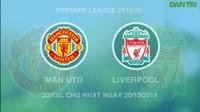 So sánh phong độ cầu thủ Man Utd và Liverpool