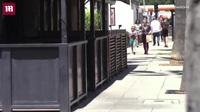 Hilary Duff xuống phố cùng con trai