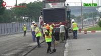 Hà Nội: Rào chắn thêm nhiều tuyến phố để thi công đường đua F1