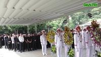 Toàn cảnh Lễ tang Thứ trưởng Lê Hải An