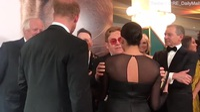 Elton John và David Furnish dự sự kiện