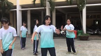"""Học sinh Trường THPT chuyên Trần Đại Nghĩa, TPHCM trong ngày thứ 6 """"cá tính"""""""