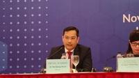 TS. Bùi Quang Tuyến - Giám đốc Học viện Viettel nêu thực trạng năng lực nhân sự giảm dần theo thời gian....