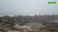 Bão số 6 gây gió mạnh, kèm mưa lớn