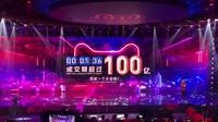 Chiếc đồng hồ đặc biệt của Alibaba đếm đến mốc doanh thu 10 tỷ tệ chỉ sau 96 giây