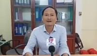 """Hiệu trưởng trường Tiểu học Sơn Lai trao đổi về tình trạng """"xe dù"""" đưa đón học sinh"""