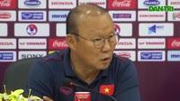 """HLV Park Hang Seo: """"UAE chắc chắn chơi tất tay với đội tuyển Việt Nam"""""""