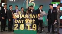 """Quán quân Nhân tài Đất Việt 2019: """"Các đối thủ không hề thua kém, nhóm mình may mắn được đánh giá cao hơn"""""""