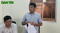 Lãnh đạo Văn phòng Tỉnh ủy Cà Mau nói về công ty từng bán xăng dầu của Trịnh Sướng.