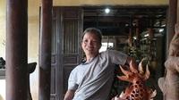 Nghệ nhân Huỳnh Sướng chia sẻ về nghề mộc