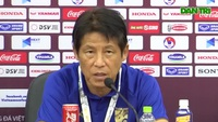 """HLV Akira Nishino: """"Tôi gặp áp lực khi đấu đội tuyển Việt Nam"""""""