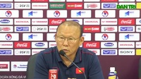 """HLV Park Hang Seo: """"Công Phượng sẽ ghi bàn vào lưới Thái Lan"""""""