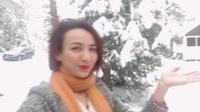 Hoa hậu Ngọc Diễm trải nghiệm cái lạnh Bắc Âu