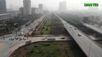 Hà Nội: Tiếp tục mở rộng đường gom Đại Lộ Thăng Long