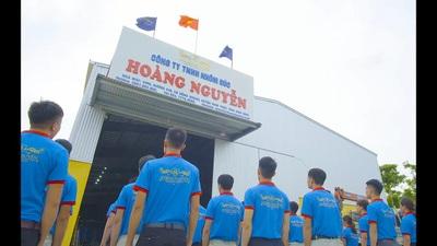 Công ty TNHH Nhôm đúc Hoàng Nguyễn