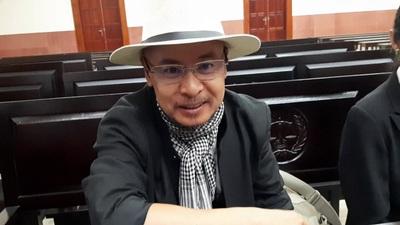 Ông Đặng Lê Nguyên Vũ trả lời sau phiên tòa