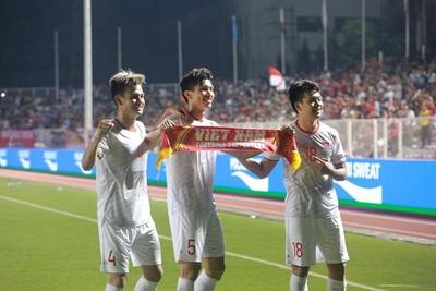 Khoảnh khắc ấn tượng trong hành trình chinh phục HCV SEA Games của U22 Việt Nam