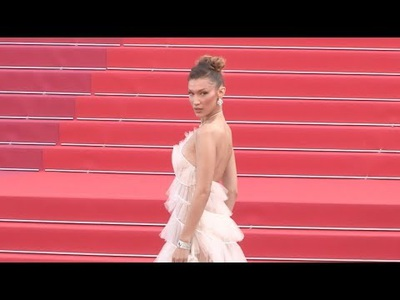 Bella Hadid quyến rũ tại LHP Cannes