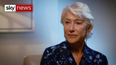 Helen Mirren chia sẻ về phim mới