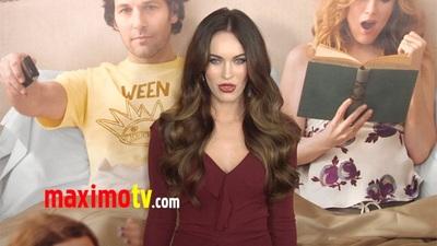 Megan Fox quyến rũ trên thảm đỏ
