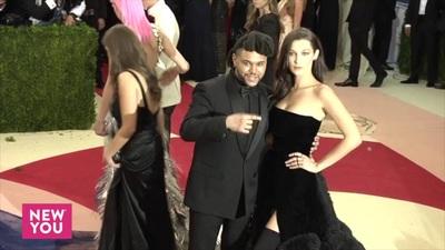 Bella Hadid đẹp đôi bên The Weeknd