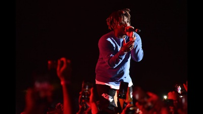 Rapper Juice Wrld chết ở tuổi 21