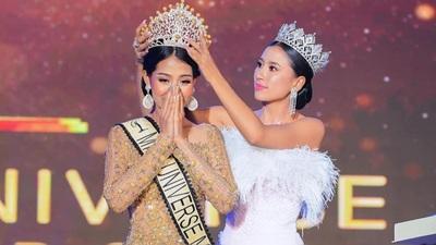 Swe Zin Htet giành vương miện hoa hậu Myanmar