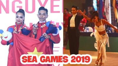 Phan Hiển - Nhã Khanh trình diễn tại SEA Games 30
