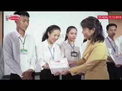 Hành trình học bổng Acecook Happiness Scholarship 2019