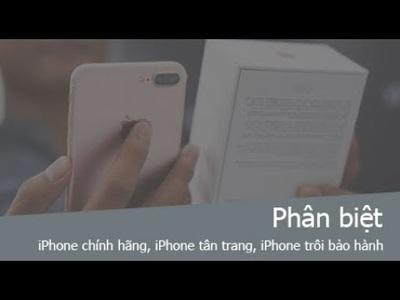 Hai việc bạn cần làm khi mua iPhone đã qua sử dụng để thoải mái chơi Tết