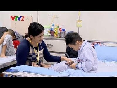 VTV2 HTCB số 15: Hành trình cùng con chiến đấu với ung thư máu