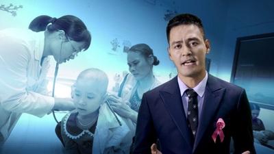 """MC Phan Anh lên tiếng về việc """"vấn nạn ung thư"""""""