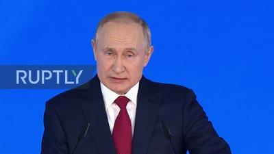 Ông Putin nói Nga dẫn đầu thế giới về vũ khí tối tân