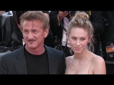 Sean Penn đưa con gái dự LHP Cannes