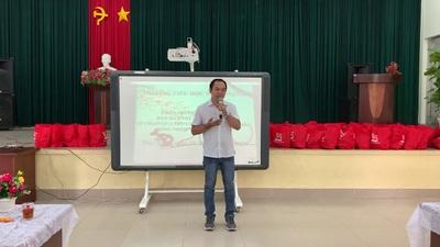 Ông Nguyễn Ngọc Tâm, Phó Tổng Giám đốc Công ty Cổ phần Nhựa Thiếu Niên Tiền Phong