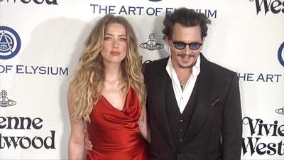 Johnny Depp & Amber Heard ngày còn hạnh phúc