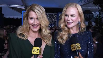 Nicole Kidman xinh đẹp trả lời phỏng vấn